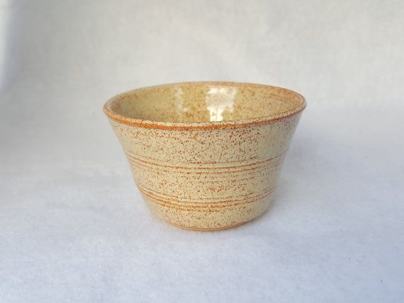Check out this item in my Etsy shop https://www.etsy.com/listing/460122538/small-ceramic-bowl-wheel-thrown