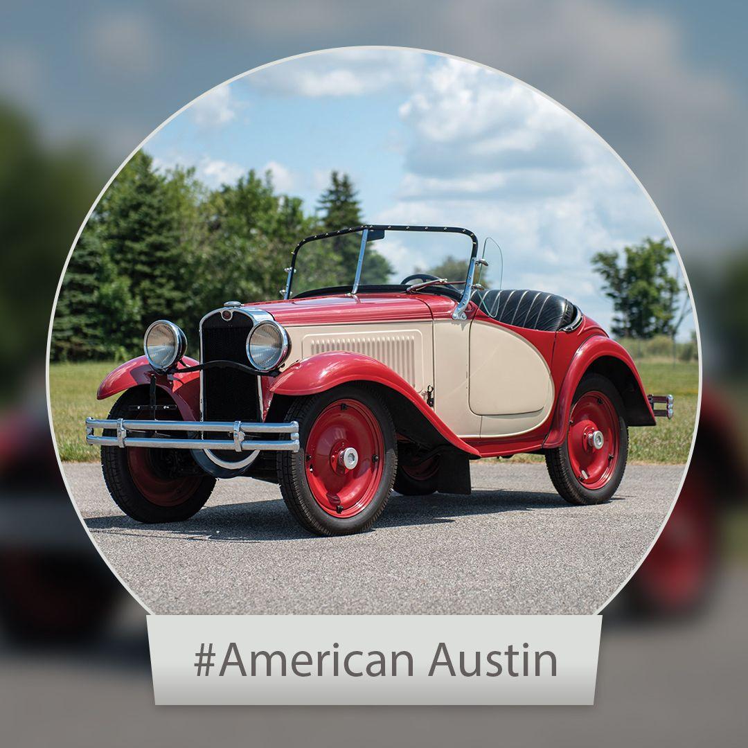American Austin Sell car, Cash today, Car dealership