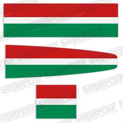 14 Ferrari Stripes Graphics Ideas Ferrari Stripes Stripe Kit