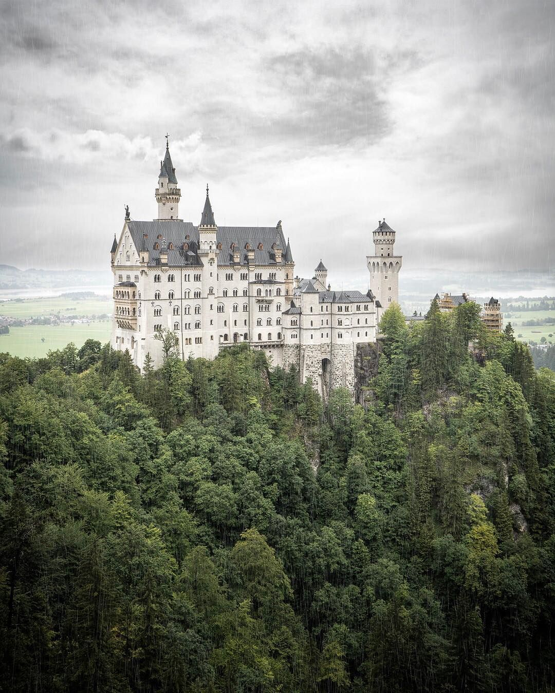 Schloss Neuschwanstein Castles Manors In 2019 Germany Castles Beautiful Castles Castle
