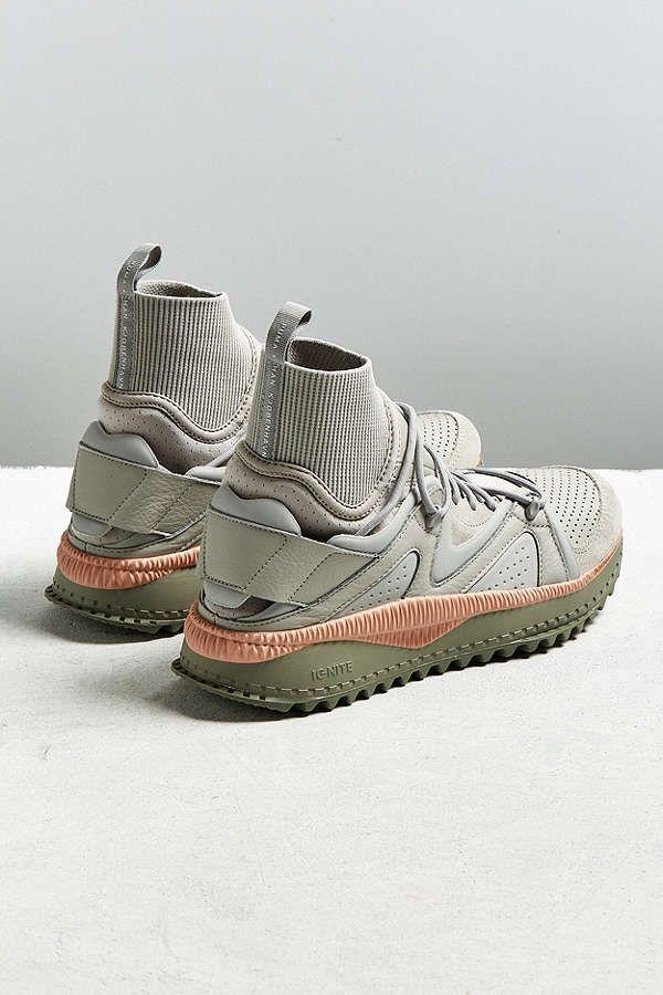 Puma X Han Kjobenhavn Tsugi Kori Grey Pink Sneaker Pink Sneakers Han Kjobenhavn Sneakers