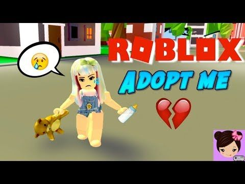 Im A Baby In Roblox My Dad Abandons Me Adopt Me Roleplay Titi Games Youtube Roblox Roleplay Crazy Best Friends
