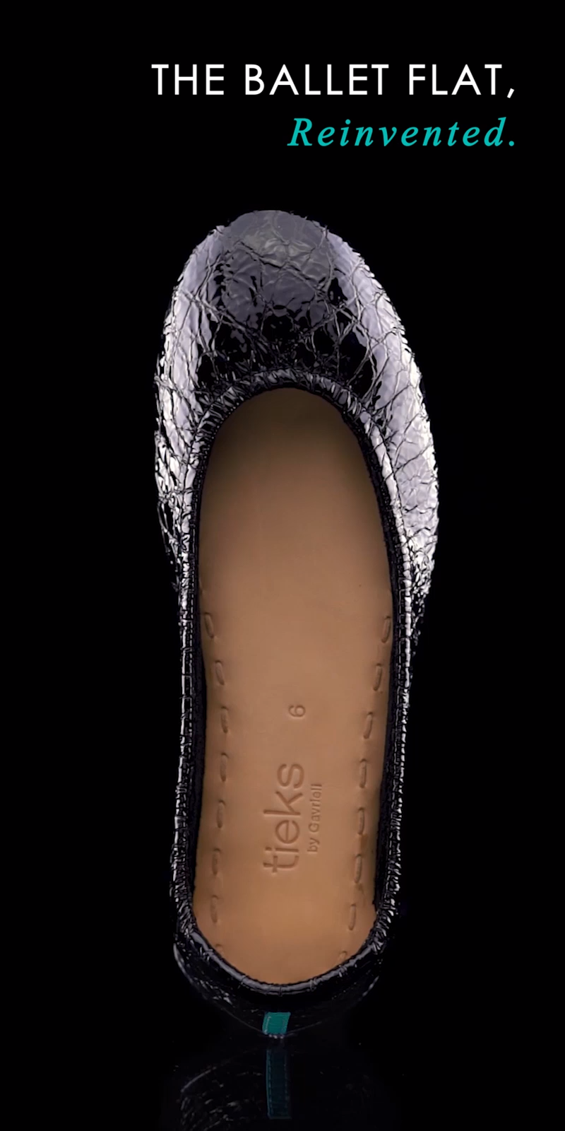 Learn More About The Ballet Flat, Reinvented