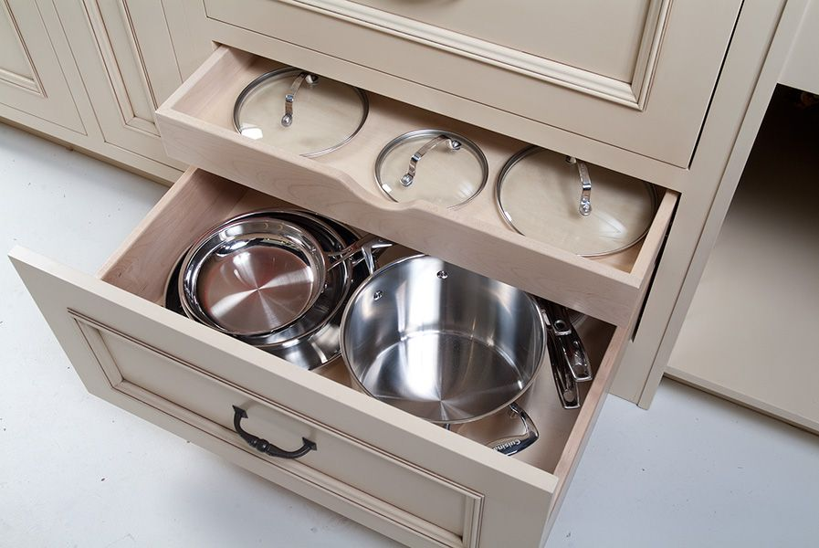 Roll Out Drawers- Storage solutions. Ideas for organizing ...