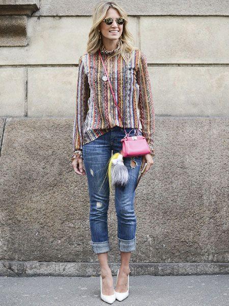 Gekrempelt oder gekürzt, ausgestellt oder skinny: Wir zeigen die schönsten Jeans für schlanke Waden - und die gibt's schon ab 40 Euro. Clevere Styling-Tricks zur perfekten Hosenlänge bekommst du gratis dazu!