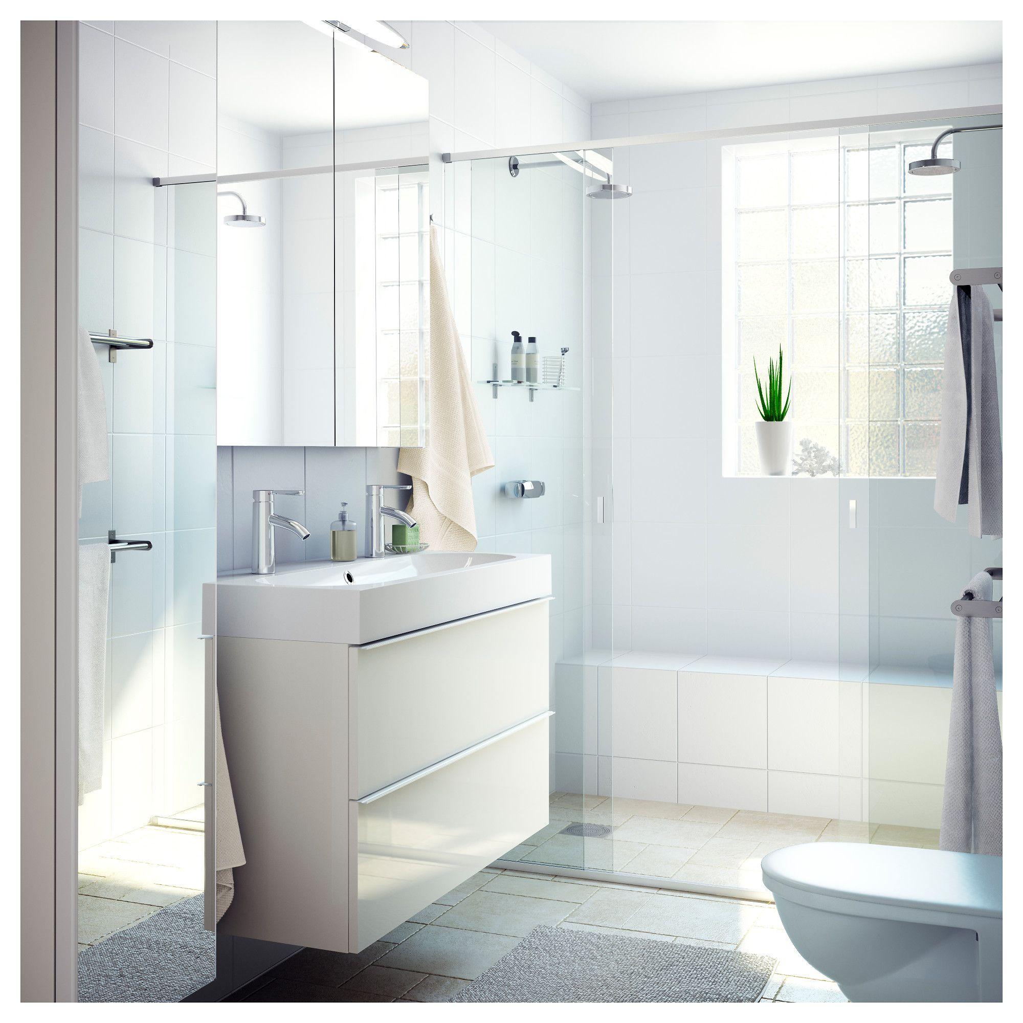 Pin by Hailing Lee on IKEA-Bathroom | Pinterest | Sinks, Chrome ...