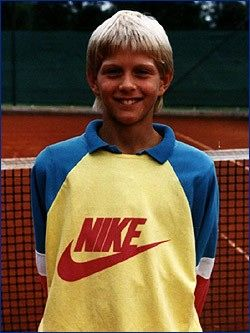 d610172ef8ef Dirk Nowitzki As A Youth Nike T