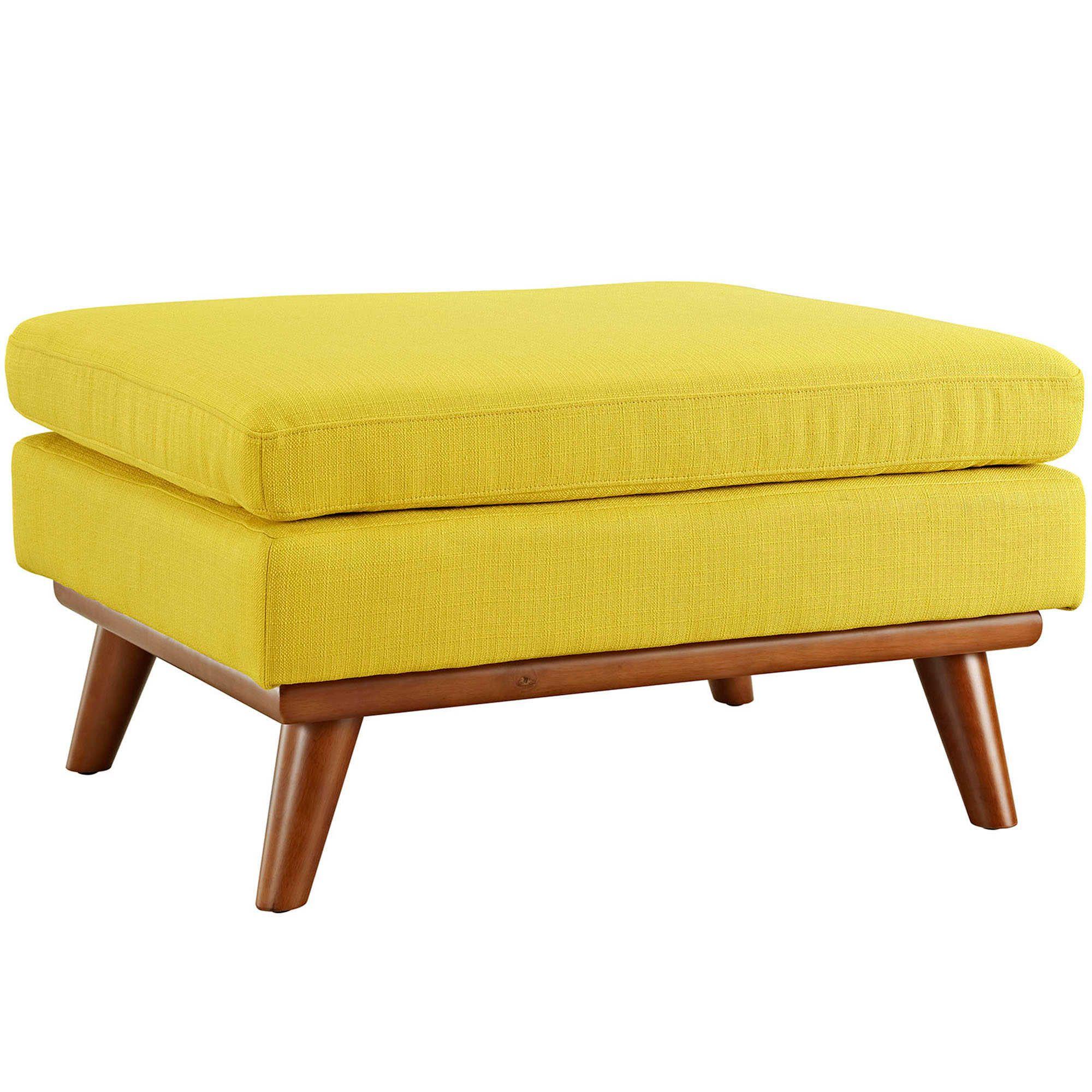 Modway Engage Ottoman Bed Bath Beyond Fabric Ottoman Chair