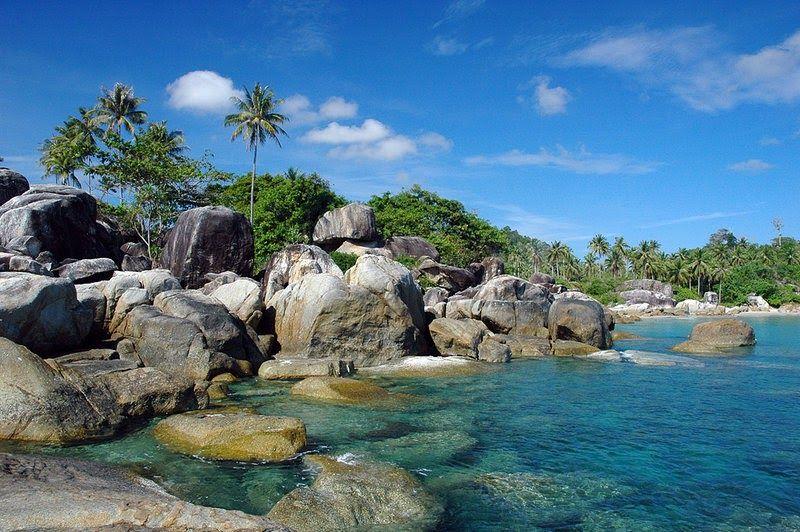 Photo Pemandangan Alam Kalimantan Photo Pemandangan Photo Pemandangan Alam Kalimantanhttp Pemandanganoce Blogspot Com Pulau Bangka Pulau Belitung Pemandangan