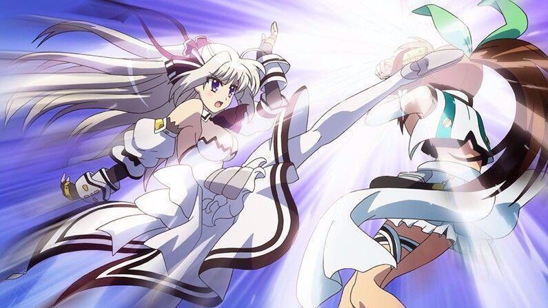Fuuka x rinnevivid strike in 2020 vivid anime life
