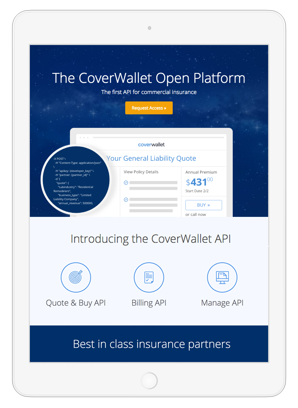 Coverwallet Looks To Make It Easy For Businesses To Get Commercial