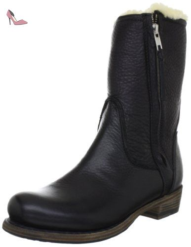 MARY EW74, Boots femme - Noir black, 40 EUBlackstone