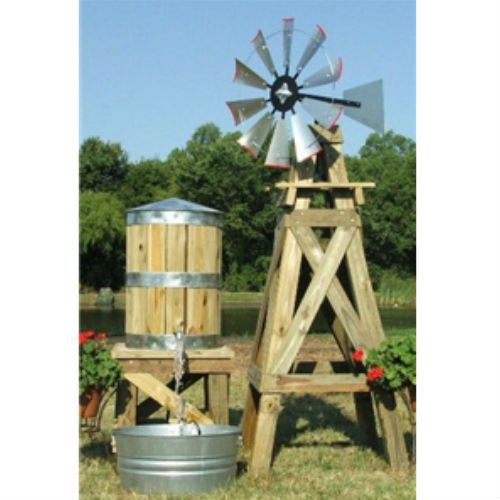 Decorative Windmill And Water Tower From USA Scotts.