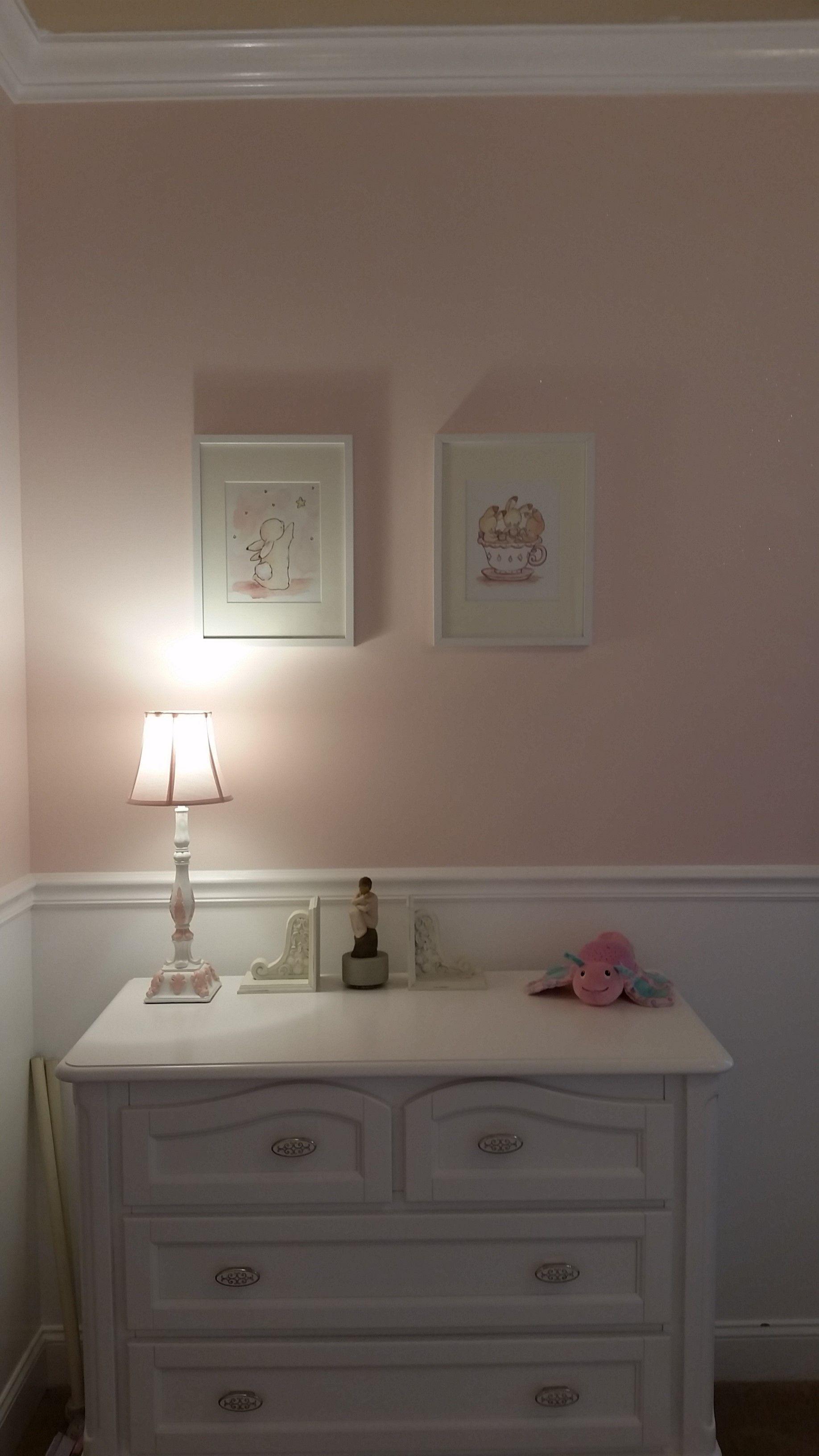 Baby Girl Room Conversion   Completion. Baby Girl Nursery / Nurseries . DIY  / Chair