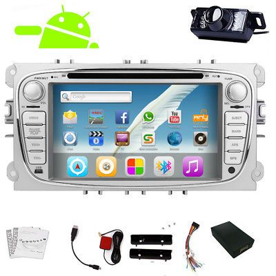 279 99 Android 5 1 1080p Wifi Radio Car Dvd Obd2 Stereo Gps For