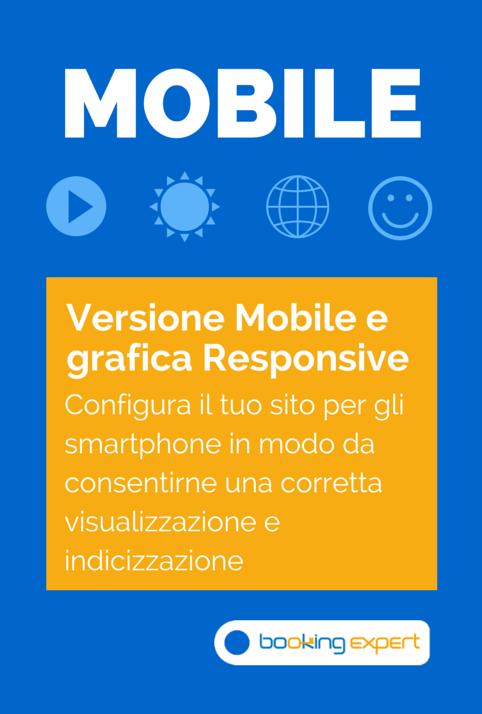 Ottimizzazione #SEO del sito internet: versione #mobile e grafica #responsive