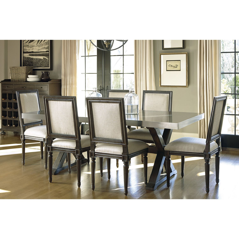 Berkeley 3 Flatiron Dining Table Interesting Universal Furniture Dining Room Set Inspiration