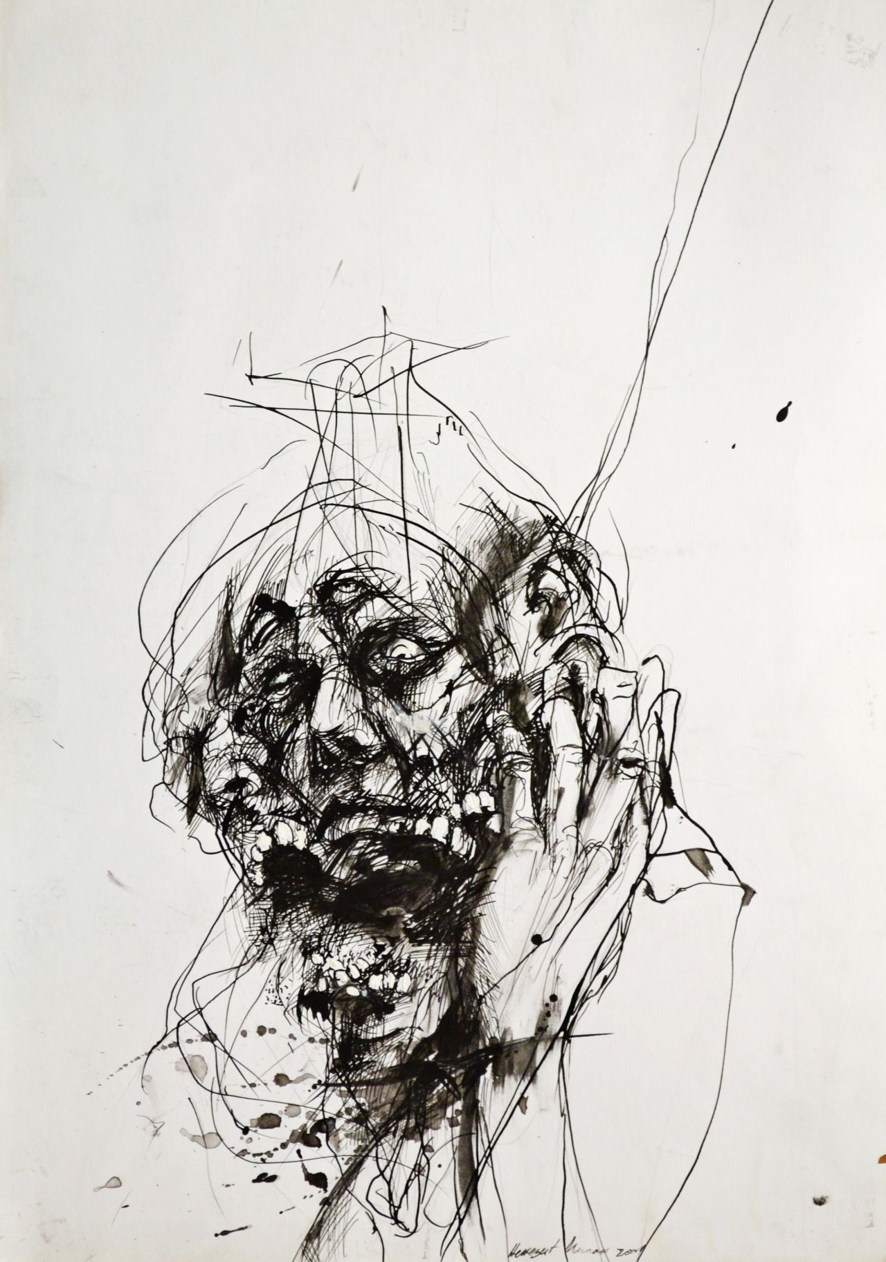 Milan Nenezic | Dark art drawings, Art drawings, Art ...