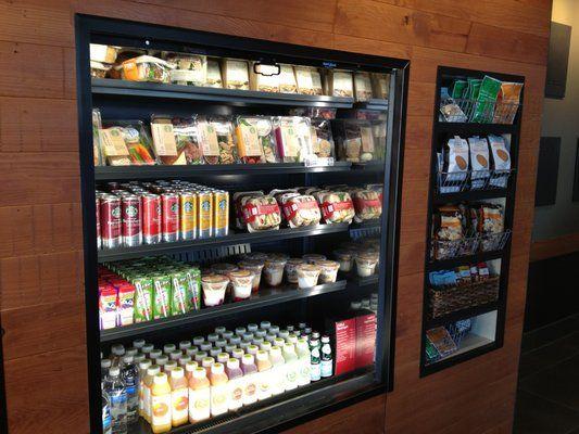 Grab And Go Food Food Display Cafe Display Cafe Food