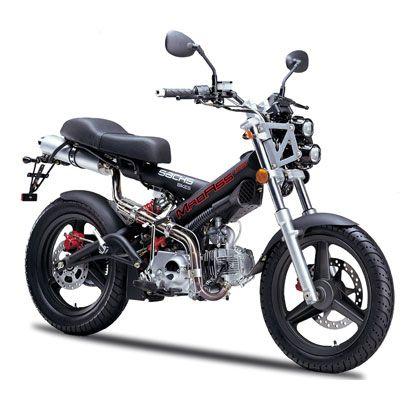 Moto Scoot Sachs Madass 125 Motorcycles Scooters Milwaukee Usa