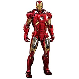 Hot Toys Iron Man Mark Vii 7 Diecast Marvel Avengers 1 6 Scale Figure Idisneyplus Amazing Disney Products Iron Man Hot Toys Iron Man Iron Man Avengers