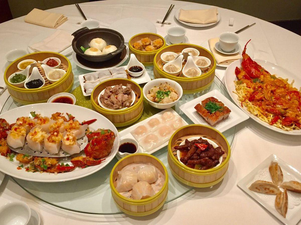 Where To Find Dim Sum In Las Vegas Dim Sum Chinese Restaurant Eat