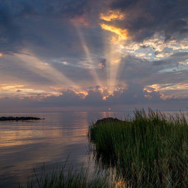 Pin On Chesapeake Bay Sunrise