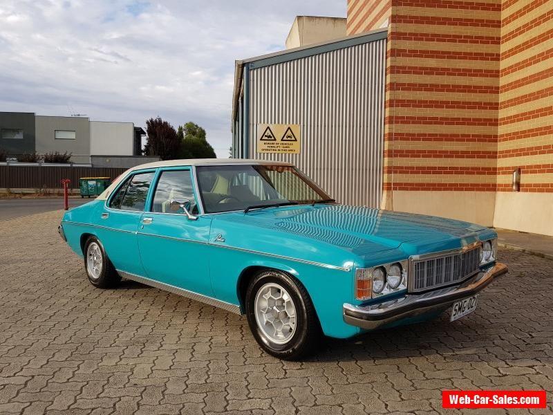 HOLDEN HX PREMIER FACTORY V8 5.0L 308 - MONARO GTS KINGSWOOD HQ HJ ...