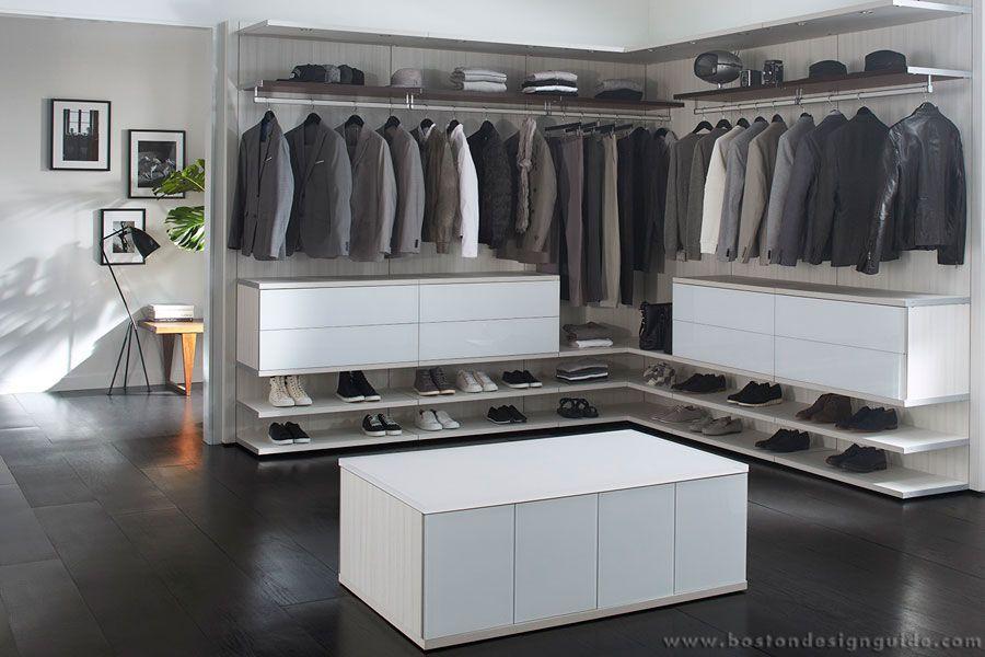California Closets   Custom Organizers And Systems In Boston, MA   Boston  Design Guide