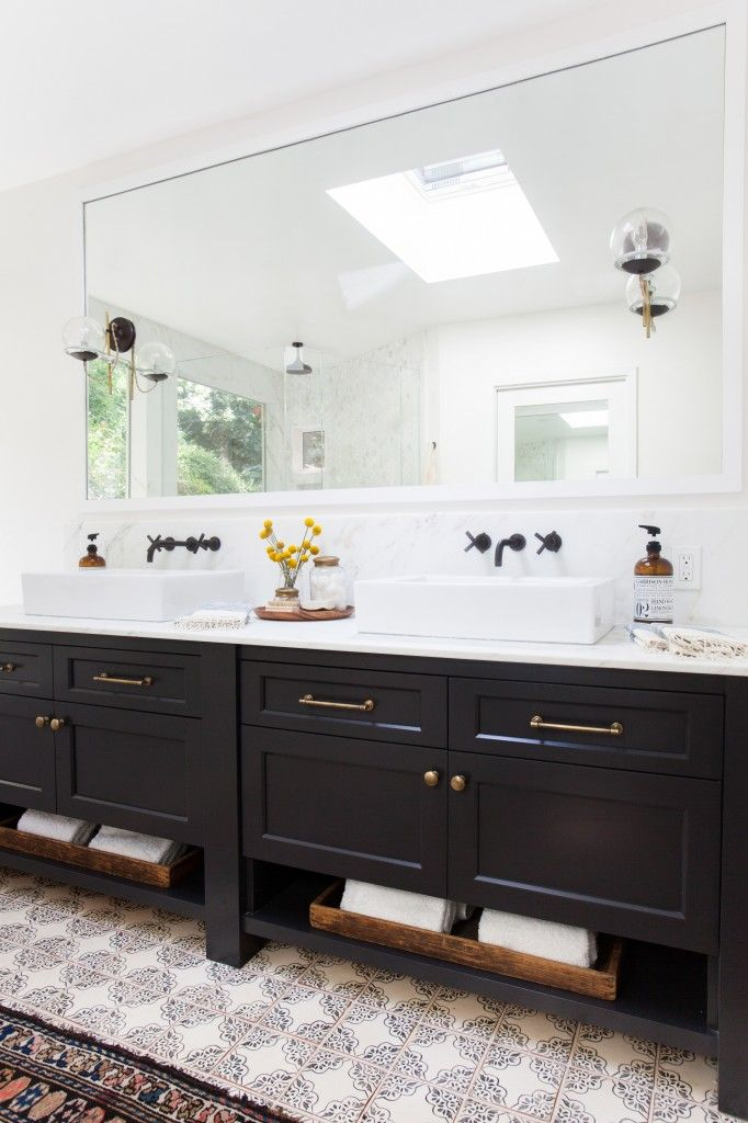 Bathroom designs also before and after dr client clients master bath pinterest