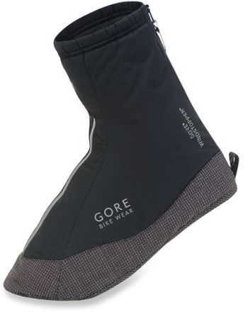 GORE BIKE WEAR Universal GWS Overshoes Black XL