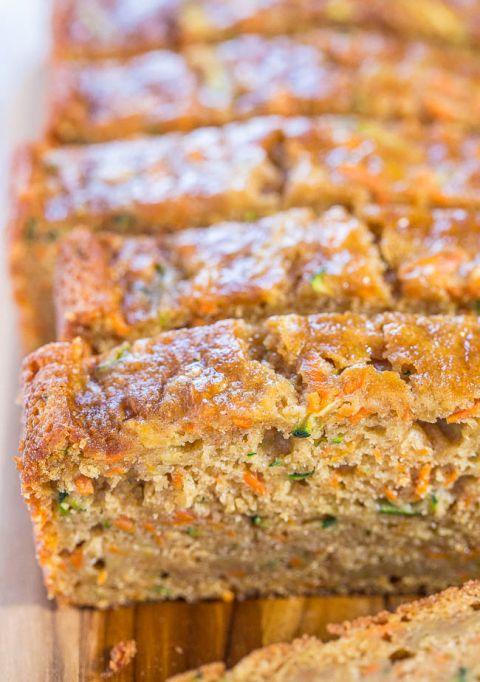 Carrot Zucchini Bread Recipe Carrot Zucchini Bread Food