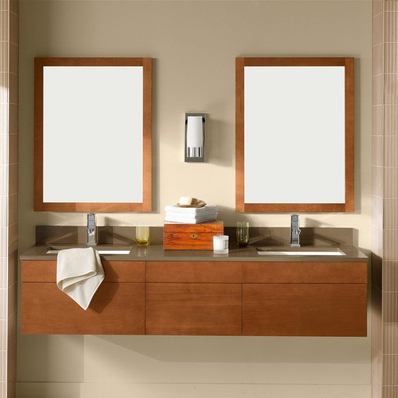 easy wall hung bathroom vanities cabinets. Double Bathroom Vanity Set  Whether you re bathroom s brand new or renewed the Ronbow Rebecca 64 in makes it easy to embrace 010123 3 Stone