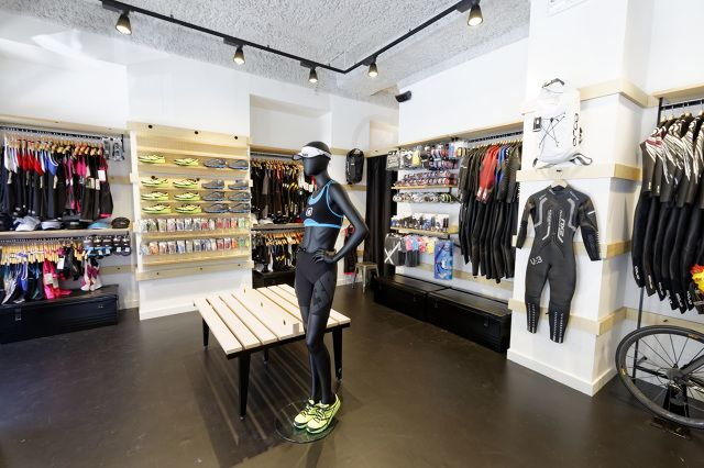 970736bb104 Triathlon Store Nice - florian brillet design