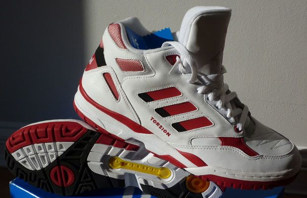best website 0cbeb 5e47a Torsion Artillery Mid - The 100 Best adidas Sneakers of All Time  Complex