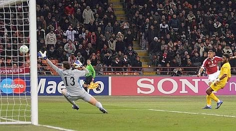 AC Milan against the past