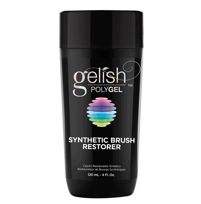Gelish PolyGel Brush Restorer 4 Oz
