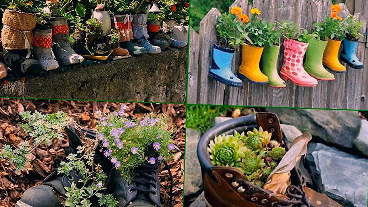 Photo of Diy Garden Decor  – 35 Cheap and Easy ideas