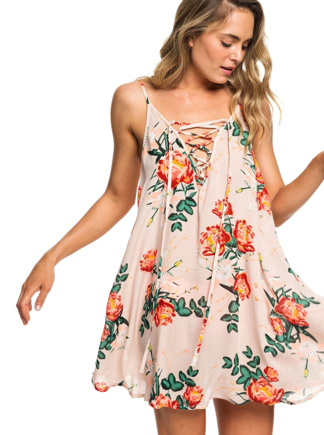 c01bd8c2d0 Softly Love Strappy Beach Dress in 2019   outfits   Dresses, Fashion ...