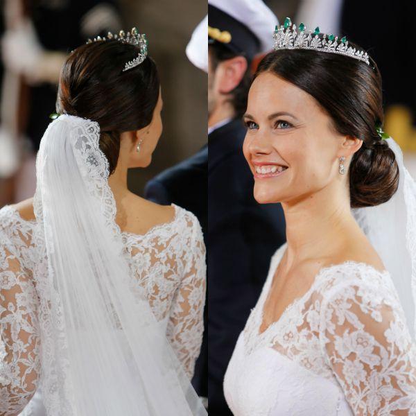 image result for recogidos para colocar mantillas boda | peinados