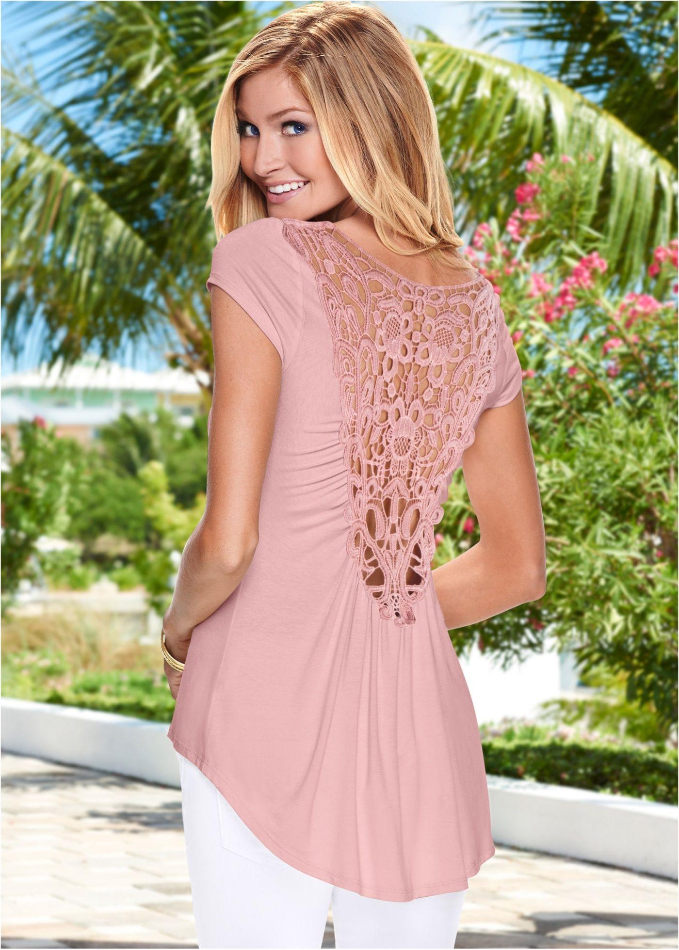 ad38f6ac47 Blusa mullet rosa antigo encomendar agora na loja on-line bonprix ...