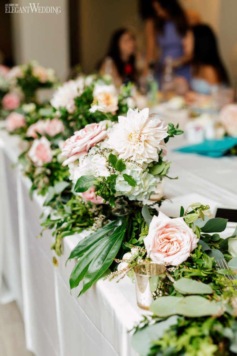 Summer Garden Bridal Shower Ideas | ElegantWedding.ca | Bridal ...