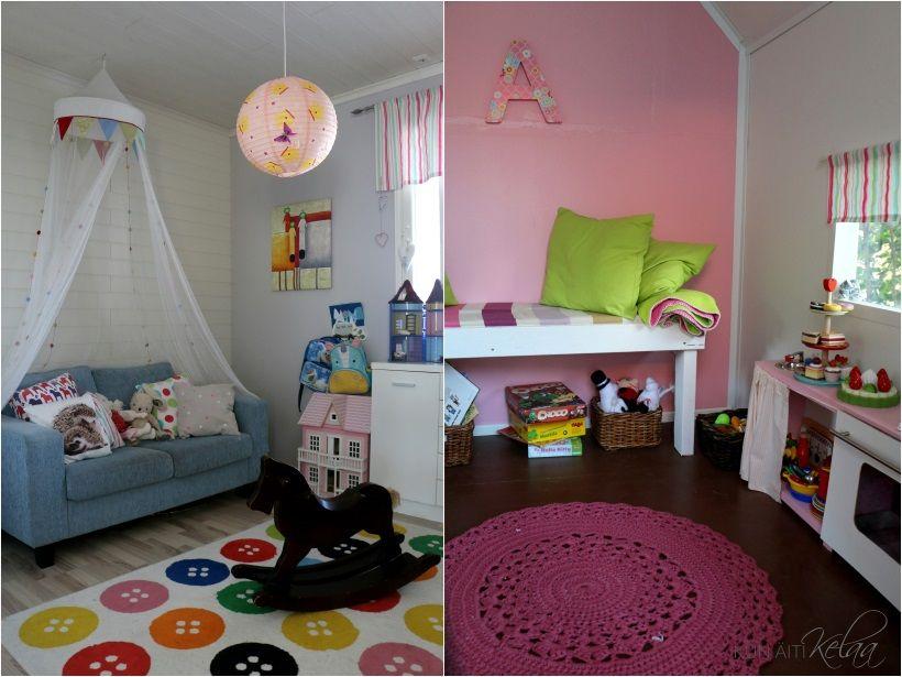 Kun äiti kelaa: A-murun makuuhuone osa 1: Makuuhuoneen värimaailma