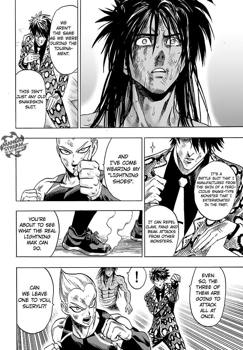 One Punch Man 073 Page 32 Manga Stream One Punch Man One Punch Manga