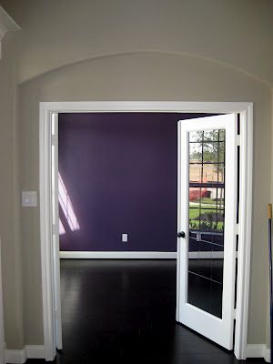 Benjamin Moore Purple Lotus Love This Maybe A Color