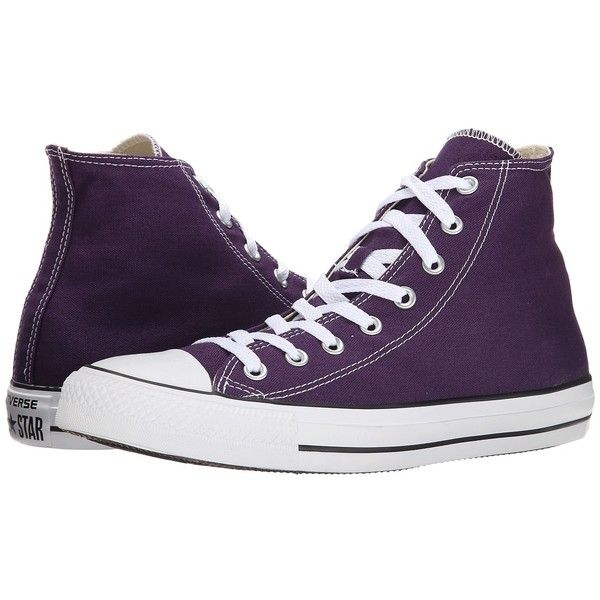 d4d81a8f138aac Converse Chuck Taylor All Star Seasonal Color Hi Lace up casual Shoes ( 55)  ❤
