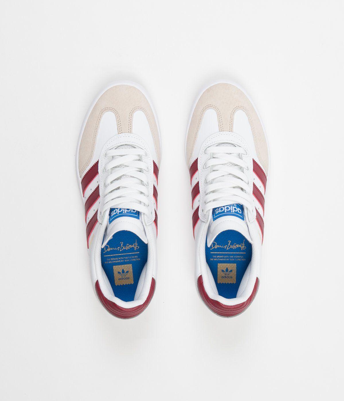 Busenitz Vulc Rx Burgundy Collegiate White Adidas Shoes 0wXPZN8nOk