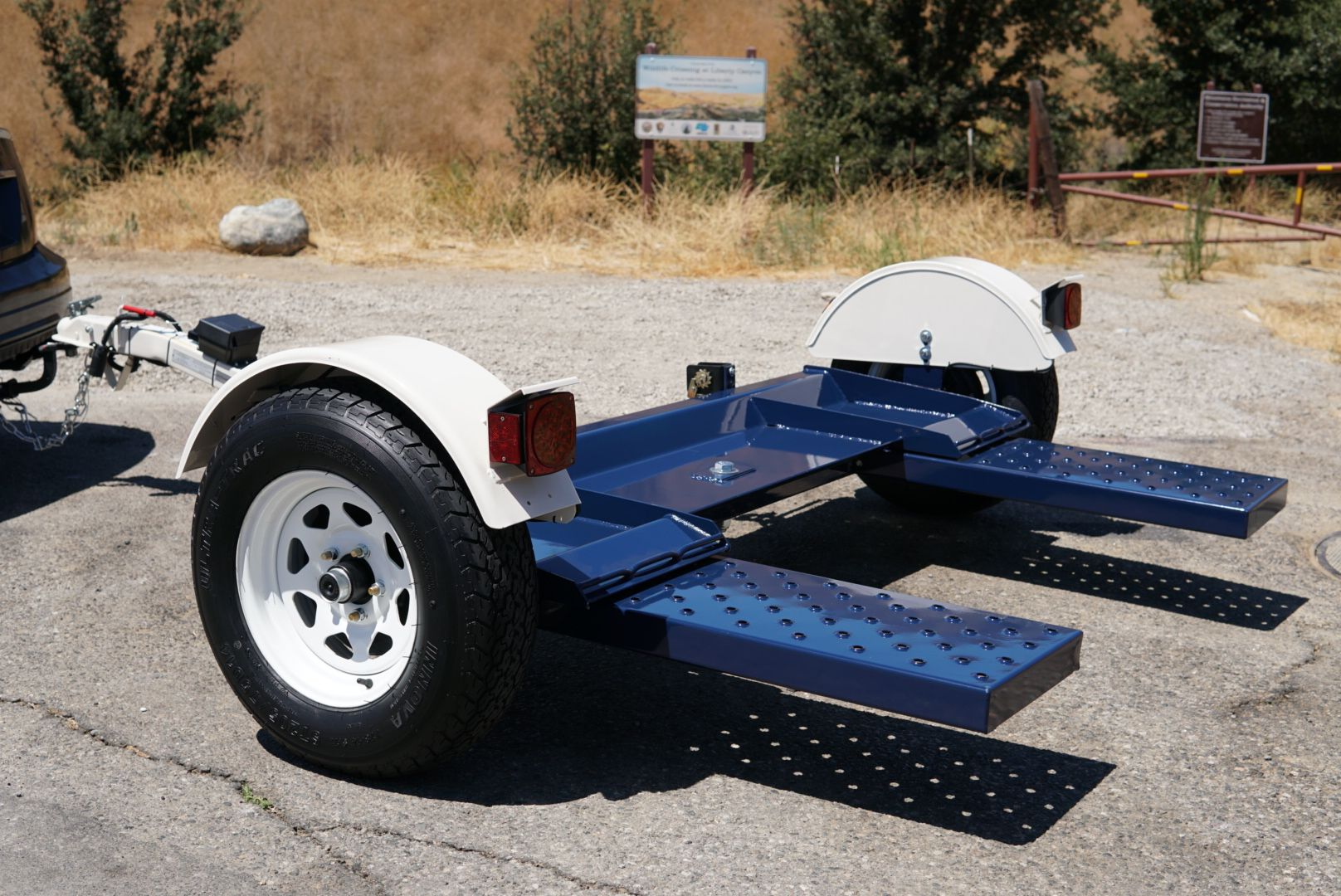 Tow Dolly Trailer For The Best Price 1199 Remolques