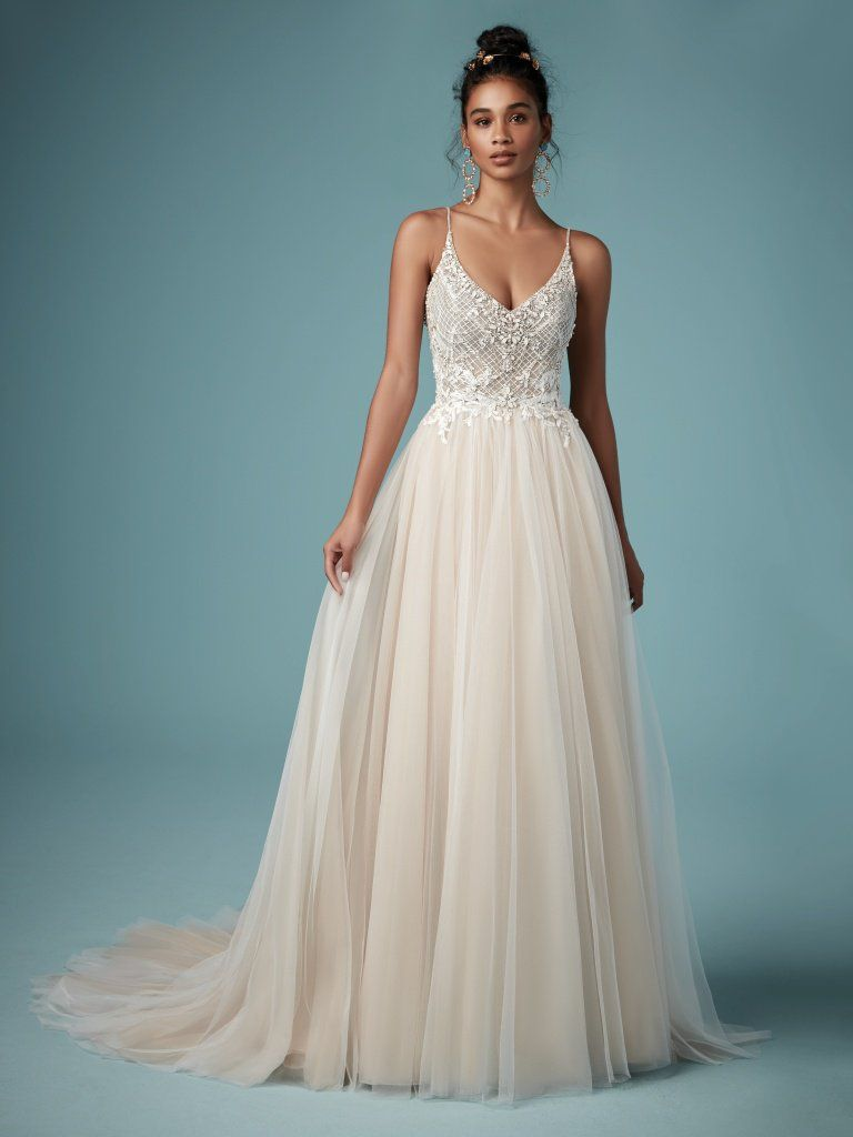New Arrivals Maggie Sottero New Arrivals Modcloth Wedding Dress Chic Wedding Dresses Sottero Wedding Dress