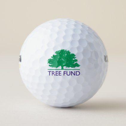 TREE Fund Golf Balls